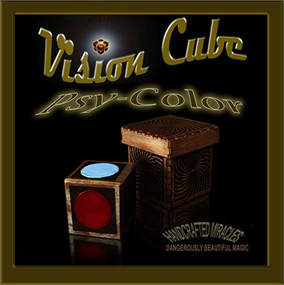 Vision Cube Color Spots Psycolor Cube - magic