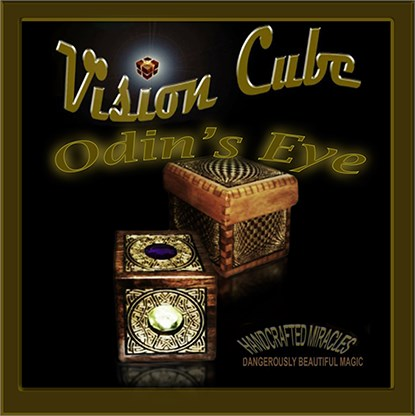Vision Cube (Jeweled Odin Cube) - magic