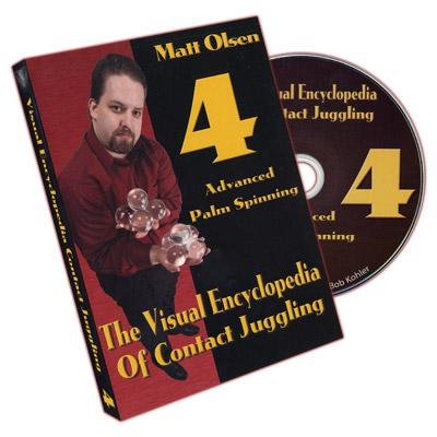 Visual Encyclopedia of Contact Juggling #4 - magic