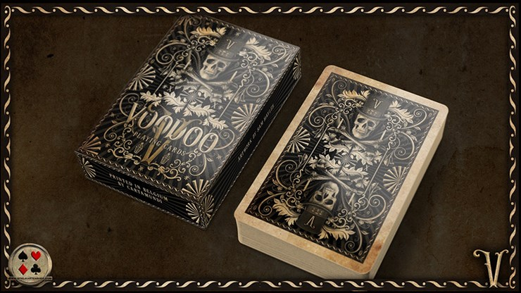 Voodoo Playing Cards - magic