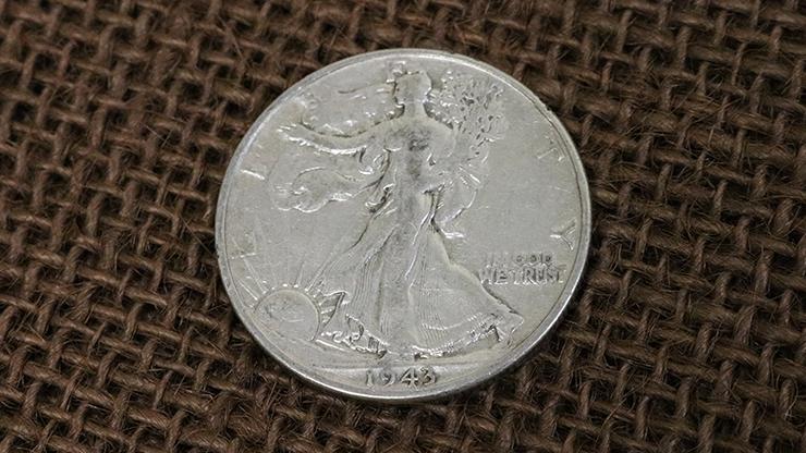 Walking Liberty Half Dollar Single Coin - magic