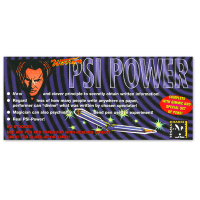 Werry's PSI Power - magic