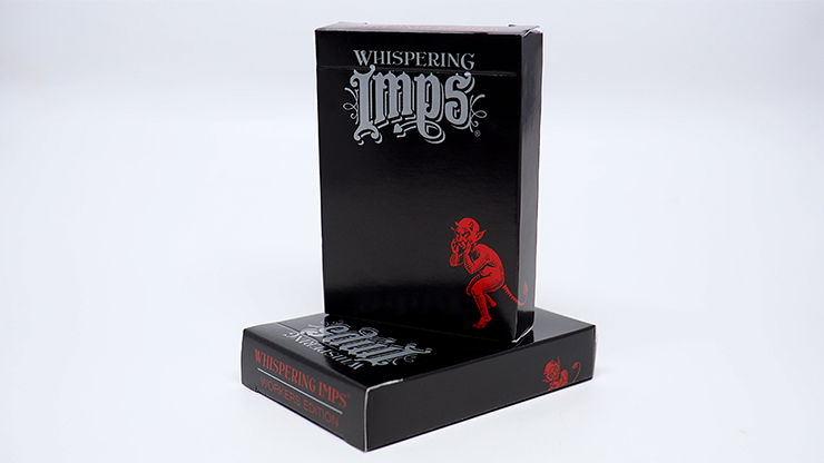 """Whispering Imps """"Workers Edition"""" Playing Cards - magic"""