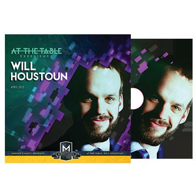 Will Houstoun Live Lecture DVD - magic