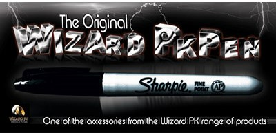 Wizard PK Sharpie - magic