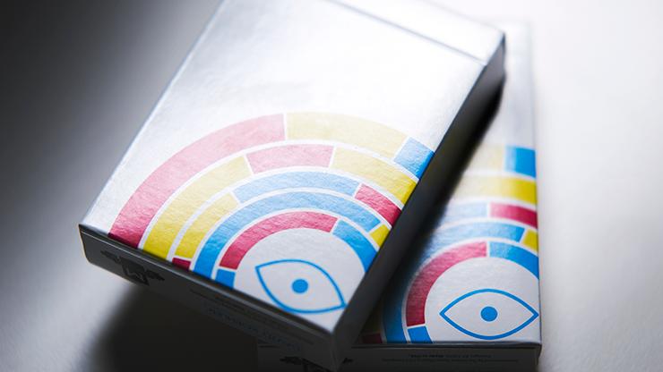 Wonder Playing Cards Printed at US Playing Cards - magic