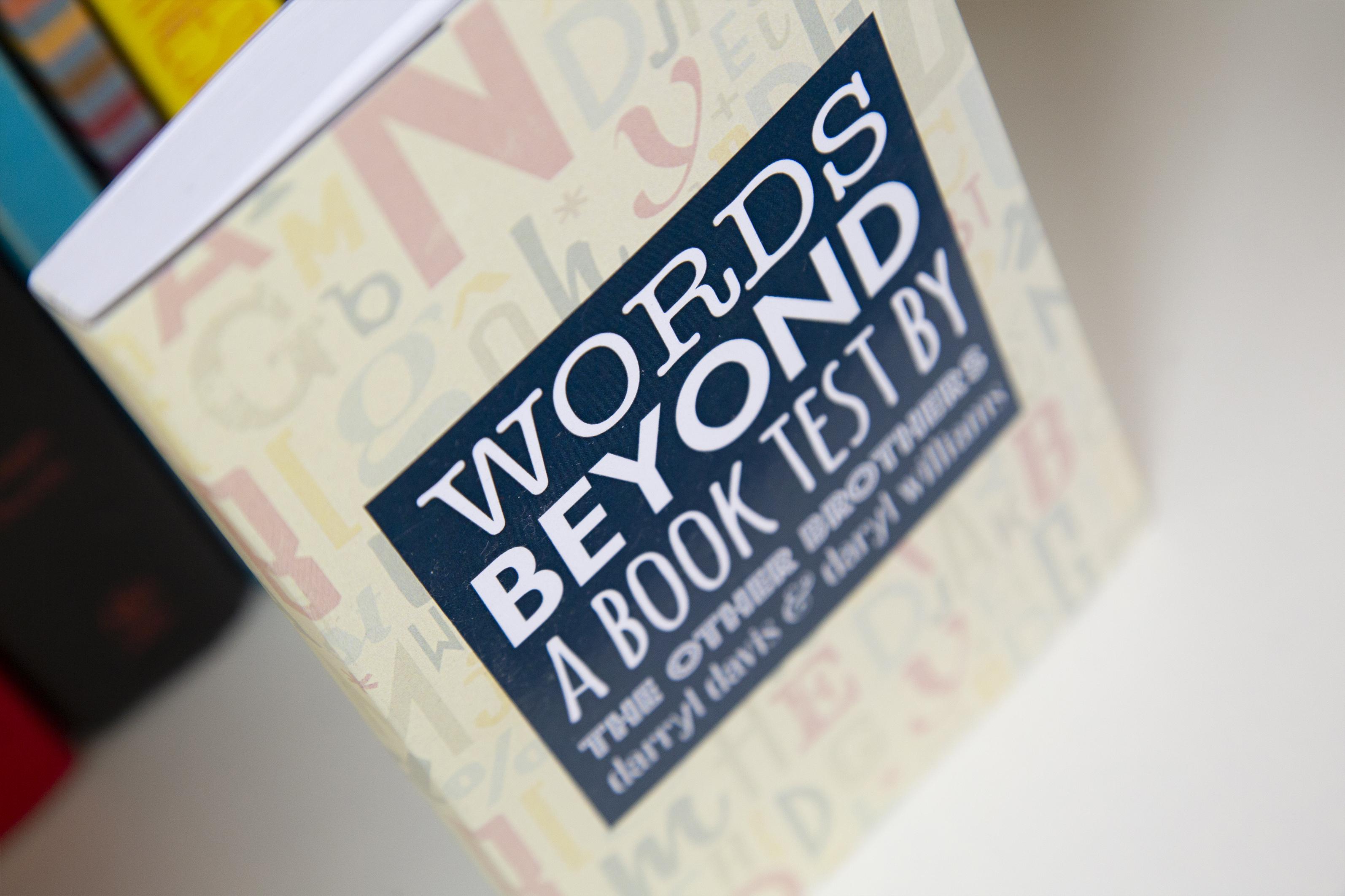 Words Beyond - magic