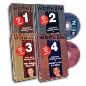 Workers Volumes 1-4 - magic