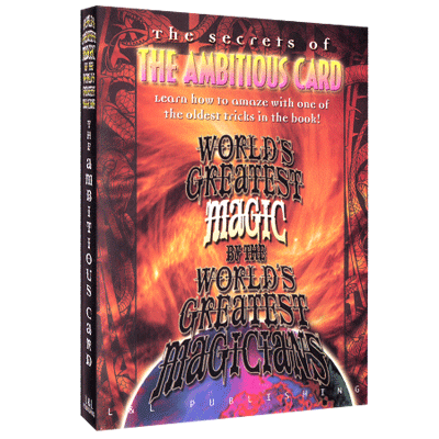 World's Greatest Magic - Ambitious Card - magic