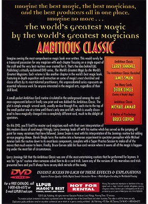 World's Greatest Magic - Ambitious Classic - magic