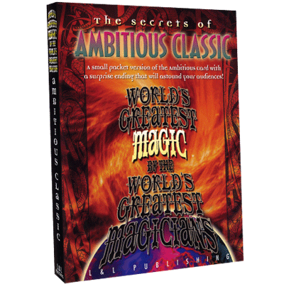 World's Greatest Magic - Ambitious Classic - magic