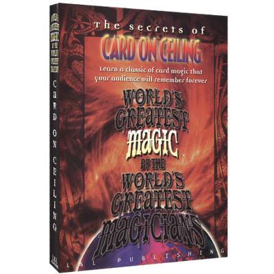 World's Greatest Magic - Card On Ceiling - magic