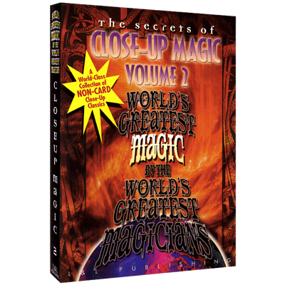 World's Greatest Magic - Close Up Magic 2 - magic