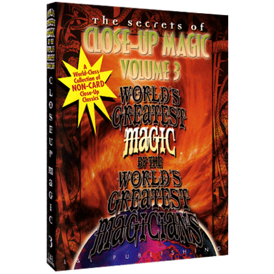 World's Greatest Magic - Close Up Magic 3 - magic