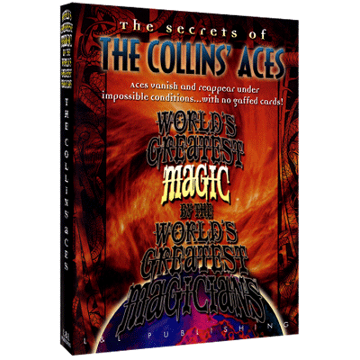 World's Greatest Magic - Collins' Aces - magic