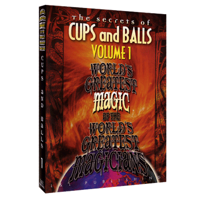 World's Greatest Magic - Cups and Balls 1 - magic