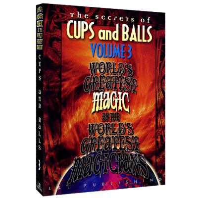 World's Greatest Magic - Cups and Balls 3 - magic