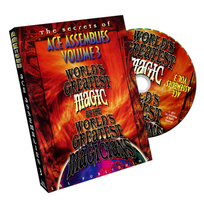 World's Greatest Magic - Ace Assemblies 3 - magic