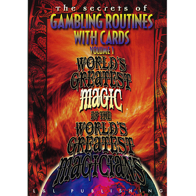 World's Greatest Magic - Gambling Routines with Cards - magic