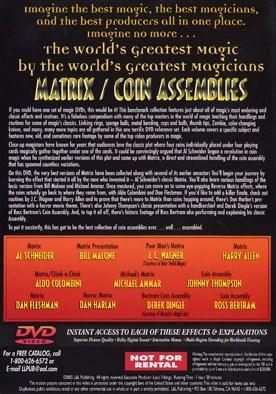 World's Greatest Magic - Matrix / Coin Assemblies - magic