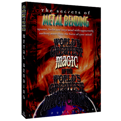 World's Greatest Magic - Metal Bending - magic