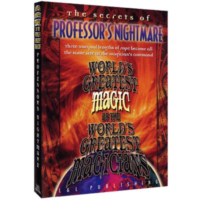 World's Greatest Magic - Professor's Nightmare - magic