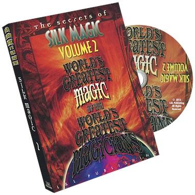 World's Greatest Silk Magic volume 2 - magic