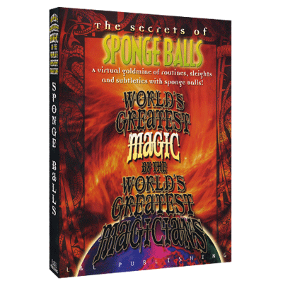 World's Greatest Magic - Sponge Balls - magic