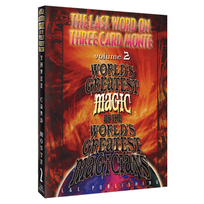 World's Greatest Magic - Three Card Monte 2 - magic