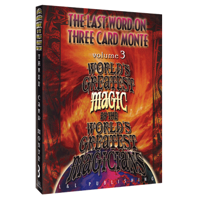 World's Greatest Magic - Three Card Monte 3 - magic