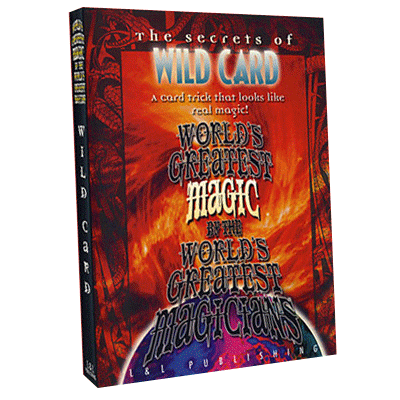 World's Greatest Magic - Wild Card - magic