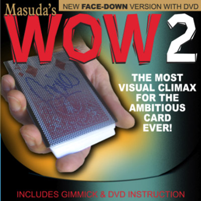 Wow 2 (Face-Down Version) - magic