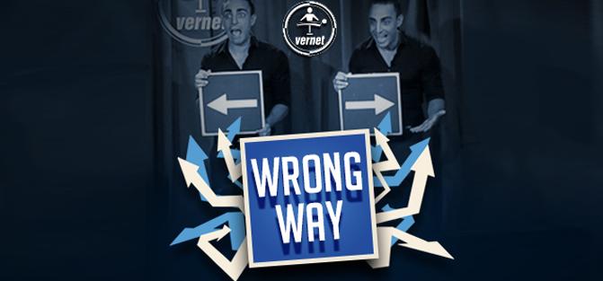 Wrong Way - magic