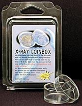 X-Ray Coinbox - magic