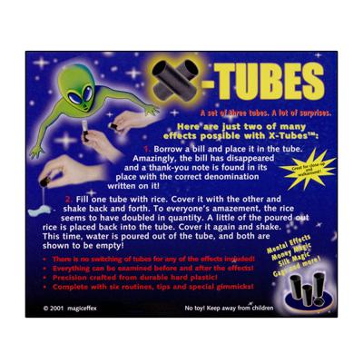 X-Tubes - magic