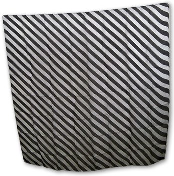 "Zebra Silk 36"" (Black & White) - magic"