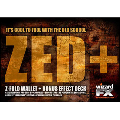 Zed Wallet - magic