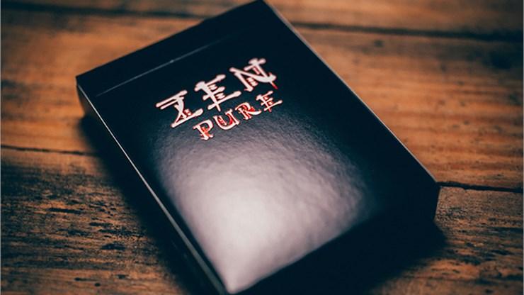 Zen Pure Playing Cards - magic