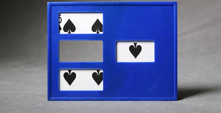 Zig Zag Card - magic