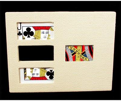 ZIG-ZAG Card   - magic