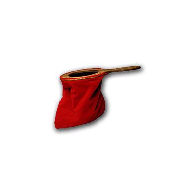 Zipper Change Bag Ickle Pickle (Red) - magic