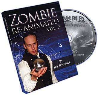 Zombie Re-Animated Volume 2 - magic