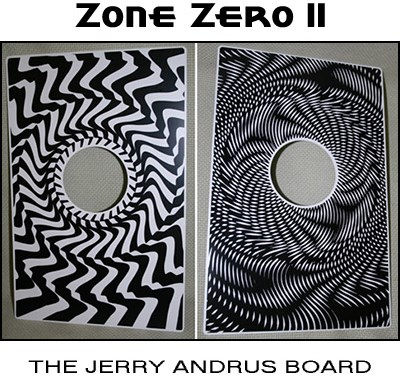 Zone Zero II Printed Board - magic