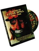 10 Years of Steve Spill 1980 - 1990 DVD