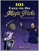 101 Easy To Do Magic Tricks Book