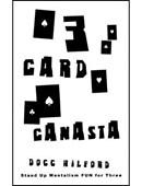 3 Card Canasta Trick