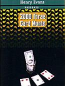 3 Card Monte 2000 Trick