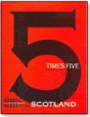 5x5 Scotland Book