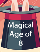 Kids Show Masterplan - The Magical Age of 8 Magic download (ebook)