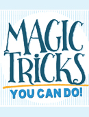 Magic Tricks You Can Do magic by Ryan Pilling